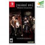 Nintendo Switch Game Resident Evil Origins Collection - Nintendo Switch by Capcom (Original)