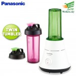 Panasonic MX-GM0501KSL Personal Blender with Twin Tumbler (Original) 1 Years Warranty By Panasonic Malaysia