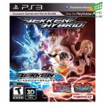 (Clearance) Sony PS3 Game Tekken Hybrid 3D - Playstation 3