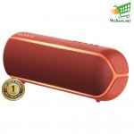 Sony SRS-XB22 EXTRA BASS Portable BLUETOOTH Speaker Red Colour (Original) 1 Year Warranty By Sony Malaysia