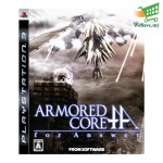 (Clearance) Sony PS3 Game Armored Core : For Answer - Playstation 3