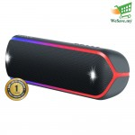 Sony SRS-XB32 EXTRA BASS Portable BLUETOOTH Speaker Black Colour (Original) 1 Year Warranty By Sony Malaysia