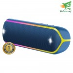 Sony SRS-XB32 EXTRA BASS Portable BLUETOOTH Speaker Blue Colour (Original) 1 Year Warranty By Sony Malaysia