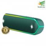 Sony SRS-XB32 EXTRA BASS Portable BLUETOOTH Speaker Green Colour (Original) 1 Year Warranty By Sony Malaysia