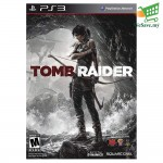 (Clearance) Sony PS3 Game Tomb Rider - Playstation 3