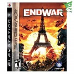 (Clearance) Sony PS3 Game Tom Clancy's EndWar- Playstation 3