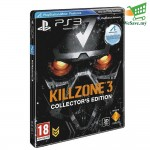 (Clearance) Sony PS3 Game Killzone 3 Collector's Edition - Playstation 3