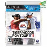 (Clearance) Sony PS3 Game Tiger Woods PGA Tour 11 - Playstation 3