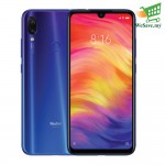 Xiaomi Redmi Note 7 Smartphone 4GB RAM 64GB Neptune Blue Colour (Original) 1 Year Warranty By Xiaomi Malaysia