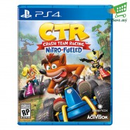 (Pre-Order) Sony PS4 Game Crash Team Racing Nitro Fueled - R3 (Original) **ETA 21 June 2019
