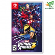 (Pre-Order) Nintendo Switch Game Marvel Ultimate Alliance 3 : The Black Order - Nintendo Switch (Original) **ETA 19 July 2019