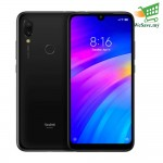 Xiaomi Redmi 7 Smartphone 2GB RAM  16GB Eclipse Black Colour (Original) 1 Year Warranty By Xiaomi Malaysia