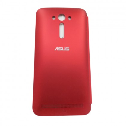 Asus Zenfone 2 Laser ZE550KL / ZE551KL View Flip Cover Red Colour