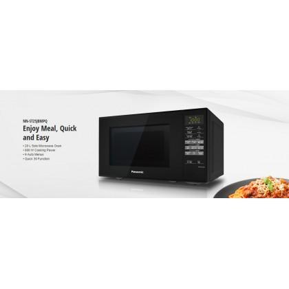 Panasonic NN-ST25JBMPQ Microwave Oven 20L (Original) 1 Years Warranty By Panasonic Malaysia