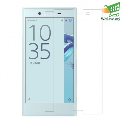 Sony Xperia X Half Cover Tempered Glass