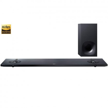Sony HT-NT5 Soundbar with High-Resolution Audio/Wi-Fi 2.1ch (Original) 1 Year Warranty By Sony Malaysia