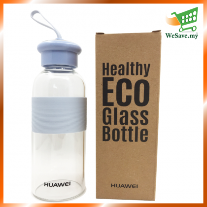 Huawei Healthy ECO Glass Bottle Blue 400ml (Original)