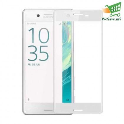 Sony Xperia XA Tempered Glass White Colour