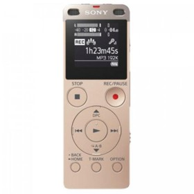 Sony ICD-UX560F Gold Digital Voice Recorder with Built-in USB ICD-UX560F/N (Original) by Sony Malaysia