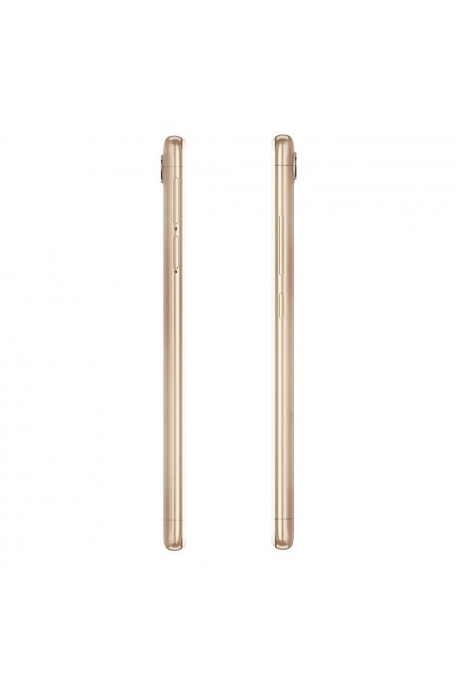 (DISPLAY) Xiaomi Redmi 6A Smartphone 2GB RAM 16GB Gold Colour (Original) 1 Year Warranty By Mi Malaysia