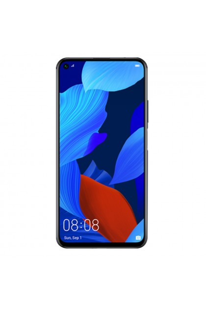 Huawei Nova 5T Smartphone 8GB RAM 128GB Black Colour (Original) 1 Year Warranty By Huawei Malaysia