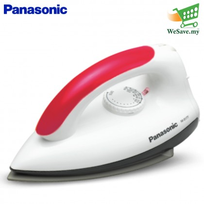 Panasonic NI317T Non-Stick Coating Dry Iron Green (Original) 1 Years Warranty By Panasonic Malaysia