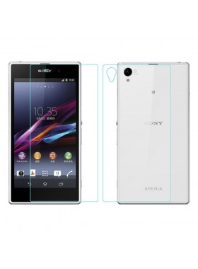 Sony Xperia Z1 Compact Tempered Front And Tempered Back (2 In 1) Tempered Glass (Original)