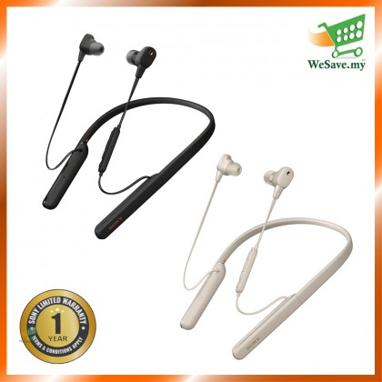 Sony WI-1000XM2 Wireless Noise Cancelling In-Ear Headphones (Original) from Sony Malaysia