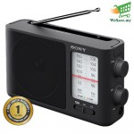 Sony ICF-506 Portable AM/FM Radio (Original) from Sony Malaysia