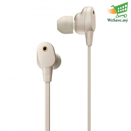 Sony WI-1000XM2 Silver Color Wireless Noise Cancelling In-Ear Headphones WI-1000XM2/S (Original) from Sony Malaysia