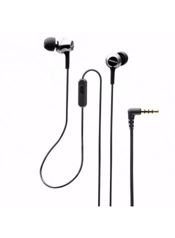 Sony MDR-EX250AP Black Earphone / Headphone Smartphone-capable In-ear Headphones MDR-EX250AP/B (Original) by Sony Malaysia