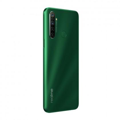 Realme 5i Smartphone 4GB RAM 64GB Forest Green Colour (Original) 1 Year Warranty by Realme Malaysia
