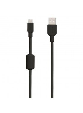Sony CP-AB150 Micro USB Charging And Transfer Cable 1.5 meter (USB A - Micro USB) Black Colour (Original)