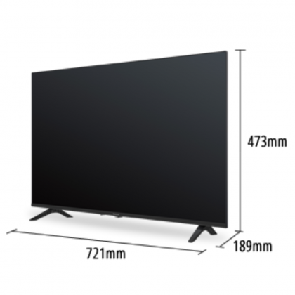 "Panasonic TH-32G300K 32"" Slim Bezel & IPS Panel LED TV (Original) 2 Years Warranty By Panasonic Malaysia"