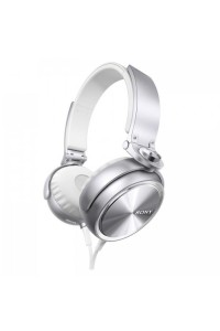 Sony MDR-XB610/WC Extra Bass Stereo Headphones MDR-XB610 (Original) from Sony Malaysia - White Colour