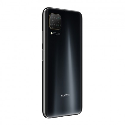 (FREE Huawei AP38 Car Charger) Huawei Nova 7i Smartphone 8GB RAM 128GB Midnight Black Colour (Original) 1 Year Warranty By Huawei Malaysia