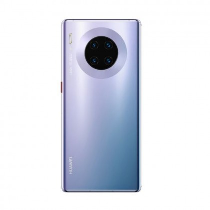 (FREE Huawei AP38 Car Charger) Huawei Mate 30 Pro 8GB RAM 256GB Space Silver Colour (Original) 1 Year Warranty By Huawei Malaysia