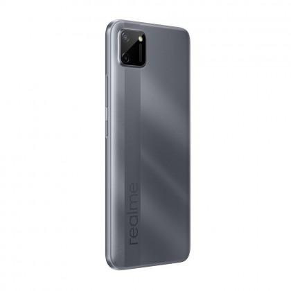 Realme C11 Smartphone 2GB RAM 32GB Pepper Grey Colour (Original) 1 Year Warranty by Realme Malaysia