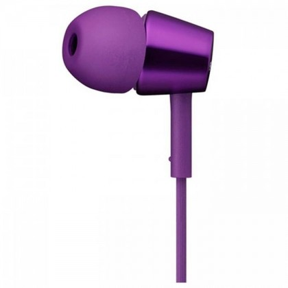 Sony MDR-EX150/V In-Ear Headphones MDR-EX150 (Original) 1 Year Warranty By Sony Malaysia - Violet Colour