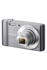 Sony DSC-W810 Digital Camera Cyber-Shot Compact Type Silver Colour (Original)