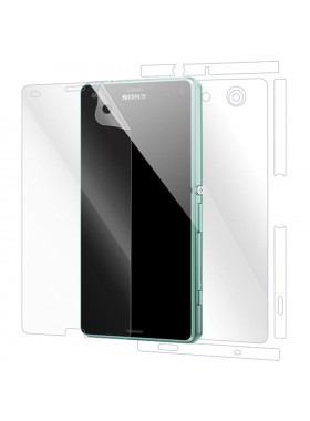 Sony Xperia Z3 Compact Front And Back (2 In 1) Matte Screen Protector (Original)