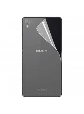 Sony Xperia Z2 Front And Back (2 In 1) Matte Screen Protector (Original)