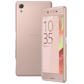 (DISPLAY) Sony Xperia X Smartphone 3GB RAM 64GB F5122MY/P Rose Gold Colour (Original) 1 Year Warranty By Sony Malaysia