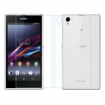 Sony Xperia Z1 Compact Front And Back (2 In 1) Clear Transparent Screen Protector (Original)