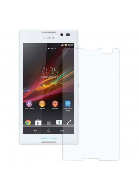 Sony Xperia C Tempered Glass (Original) WS21506016