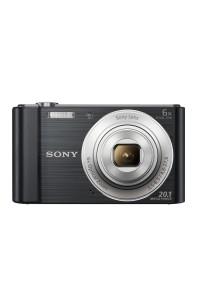 Sony DSC-W810 Digital Camera Cyber-Shot Compact Type Black Colour (Original)