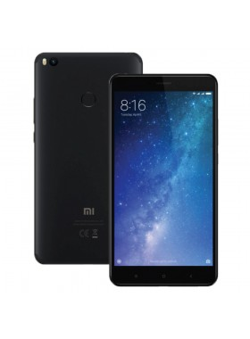 Xiaomi Mi Max 2 Smartphone 4GB RAM 64GB Black Colour (Original) 1 Year Warranty By Mi Malaysia