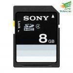Sony SF-8N4 8GB 15MB/s SDHC Memory Card (Original)