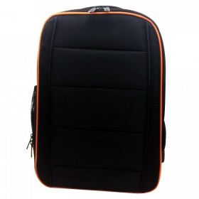 Stylish Multifunction Laptop Backpack Bag Orange Colour (Original)