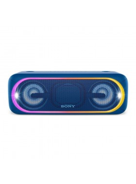 Sony SRS-XB40 Blue Portable Wireless BLUETOOTH® Speaker SRS-XB40/L (Original) by Sony Malaysia